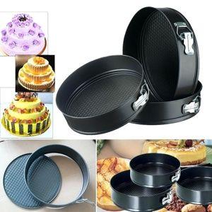 💕NWOT 3 piece round shape non stick baking pan💕